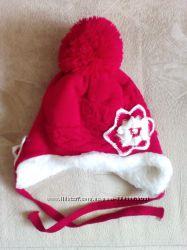 Зимняя шапка на меху