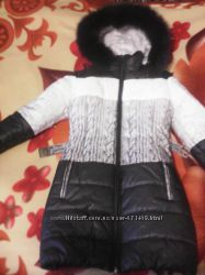 Новое пальто на холлофайбере