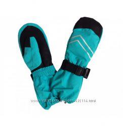 Зимние лыжные рукавицы краги Pidilidi, Чехия. Возраст 4-5 лет