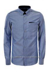 Рубашки стильные Glo-Story р. 134-164 - 4 цвета