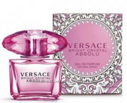 Versace bright crystal absolu Версаче. Яркий Кристалл Абсолю