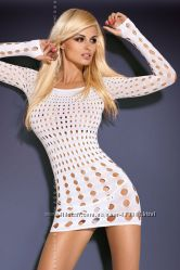Эротическое платье в рок стиле от OBSESSIVE
