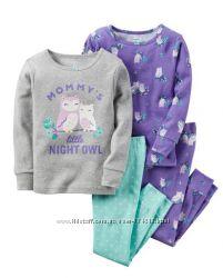 Пижамки Carters 4года 5 лет Разные расцветки
