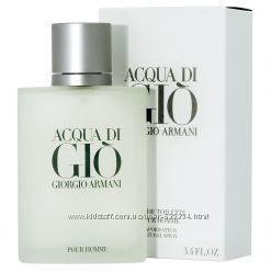Armani Acqua di Gio Pour Homme мужская туалетная вода