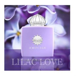 Amouage lilac love парфюмированная вода