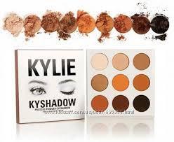 Kylie Kyshadow тени для век 9 цветов