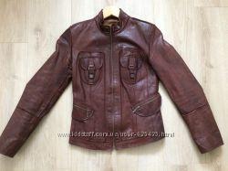 Кожанная куртка MNH Испания  ХС