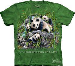 3D футболки The Mountain, размер S, L