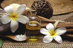 Эфирное масло ванили, массажное масло