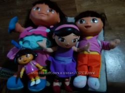 Куклы Даша 32, 25 и 22 см