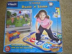 Игровой танцующий  коврик VTECH
