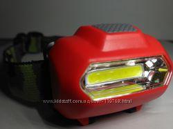 Налобный фонарик Bailong BL-2088 COB