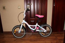 Продам велосипед Pride для девочки 4-7 лет