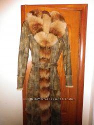 Шуба меховое пальто