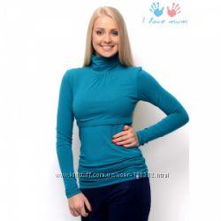 Водолазки, блузы для кормящих мам по индивидуальным замерам