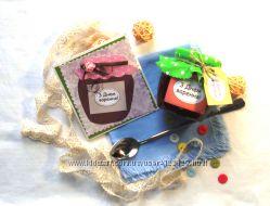 Подарочные наборы С Днем варенья