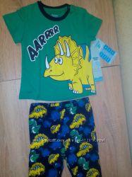 Прикольный костюмчик с динозавриком