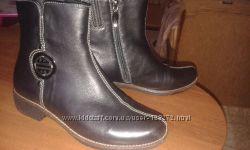Осенние ботиночки 35-36размер