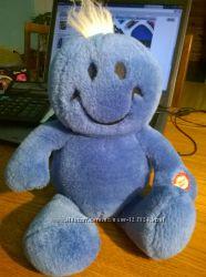 Хохотун синий