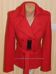 Моя пересылка. Короткое, яркое , весеннее пальто. Шерсть. Размеры 42-50