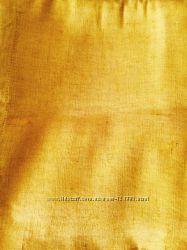 Шторы джут натуральный 100 cotton 2 шт