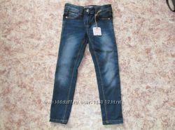 Новые джинсы NEXT на 7 лет 122 см.