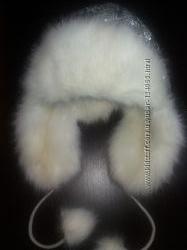 Шикарная детская зимняя шапка
