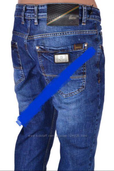 стильные мужские джинсы PHILIPP PLEIN и GUCCI  в наличии