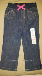 Из Америки джинсы на 24 мес. , фирма Jumping Beans, с этикеткой