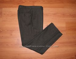 Шерстяные теплые брюки Calvin Klein, р. 38, оригинал, Италия