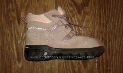 Ботиночки демисезонные  Ecco 14, 5 см стелька