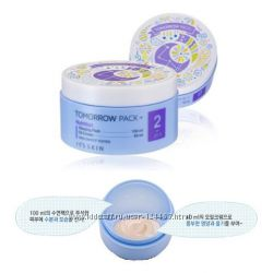 Корея. IT&acuteS SKIN. Два продукта в одной банке Питат. маска и масло-крем