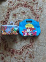 Новый набор термо сумка и косметичка Escada  оригинал
