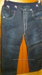 джинсы на флисе размер от 86 до 110, YUKE