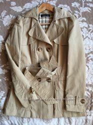 Шикарный тренч Zara, размер M. Оригинал