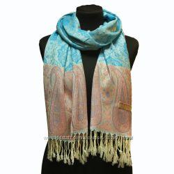 Индийские палантины из натуральной шерсти - купить онлайн