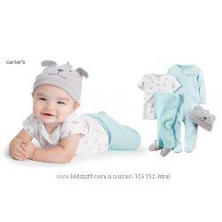 Шапочка Carters для новорожденного