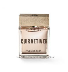 Туалетная Вода Cuir Vetiver  50мл. Ив Роше
