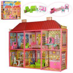 Кукольный домик Барби, в наличии