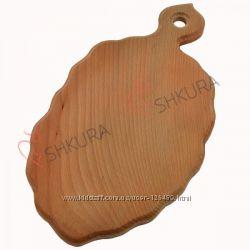 Разделочные деревянные доски в асортименте
