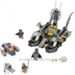 Конструктор Decool 7113 Super Heroes  The Batboat