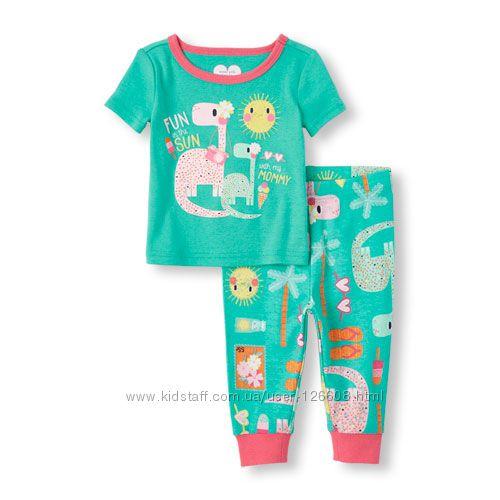 Разм. 3Т. Пижама CHILDRENS PLACE. Хлопок. В наличии.