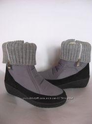 Очень теплая модель ботинок Хит продаж в наличии