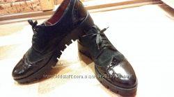 twenty two ботинки демисезонные кожа 40р