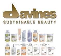 Davines шампуни кондиционеры маски