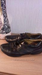 Кожаные туфли Clarks в отличном состоянии