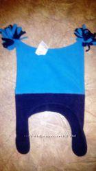 Флисовая шапочка ребенку 2-4yr
