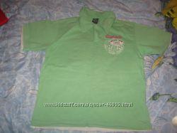 Продам футболку для мальчика Next бу, р. 122 7