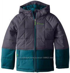 Куртка зимняя подростковая Columbia Boys&180 Pine Pass Размер XL 18-20 лет