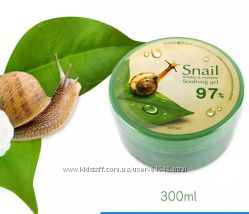 Увлажняющий гель улиточный FOOD A HOLIC Snail 300мл